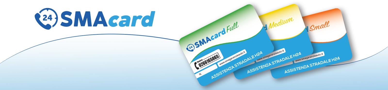 sma card