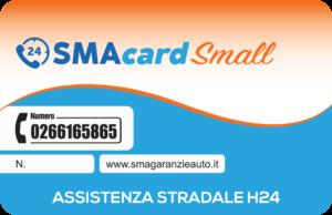 SMA Card Small